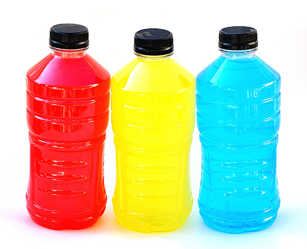 Sports drinks are one of the worst foods for teeth