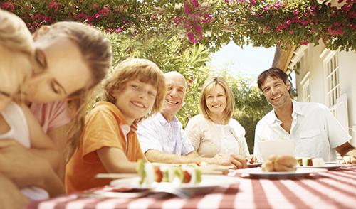 family picnic dental genetics