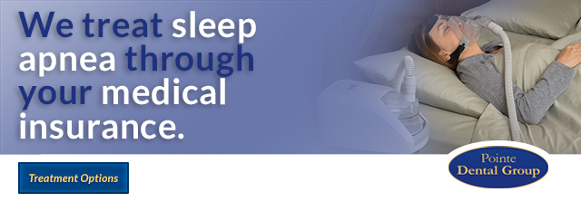 Click to view our sleep apnea treatments